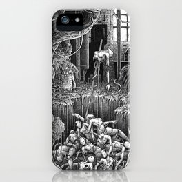Doll Factory iPhone Case