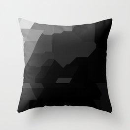 Blkr Throw Pillow