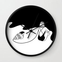 Summer Sound Wall Clock