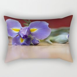 Blooms Rectangular Pillow