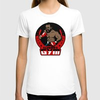 gym T-shirts featuring Clubber's Gym by Buby87
