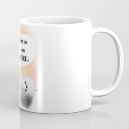 Masochist Marshmallows Coffee Mug