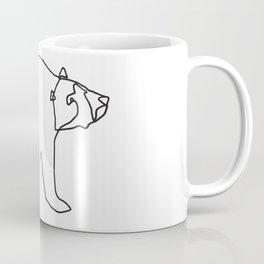golden bear Coffee Mug