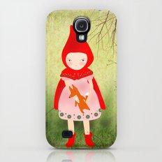 Little red riding hood Slim Case Galaxy S4