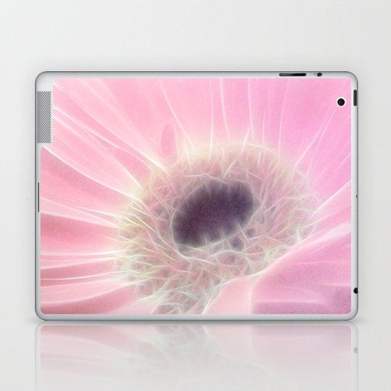 Gerbera in Pink Laptop & iPad Skin
