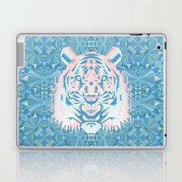 Pastel Quartz Tiger Laptop & iPad Skin
