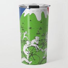 Bicycle Day Travel Mug