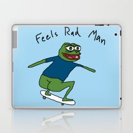 Pepe SB (rough) Laptop & iPad Skin