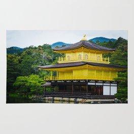 Kinkaku-ji Rug