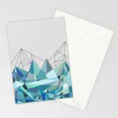 Colorflash 3 Turquoise Stationery Cards