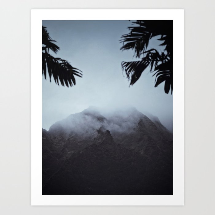 Fog Dreams Art Print