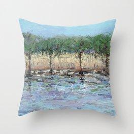 Shipps Bay Throw Pillow