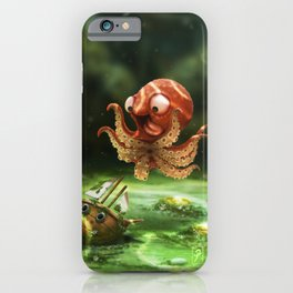 The Kraken! iPhone Case
