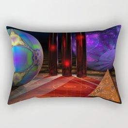 Merlin's Playground Rectangular Pillow
