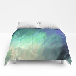 Washed Away Comforters