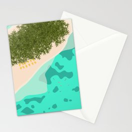 Managaha Island, Saipan, Northern Mariana Islands Stationery Cards