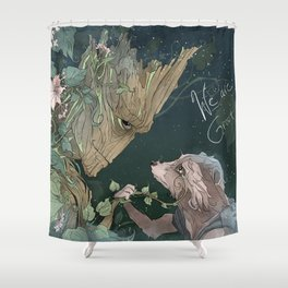 We Are Grt Shower Curtain