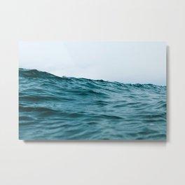 ocean vibes #society6 #decor #buyart Metal Print