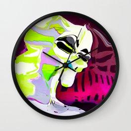 SURREAL JEZEBEL 13-v7 Wall Clock