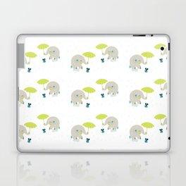 Rain Pattern Laptop & iPad Skin