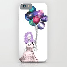Space balloons Slim Case iPhone 6s