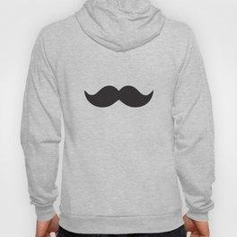 Moustache Hoody