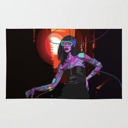 Cybergirl Rug