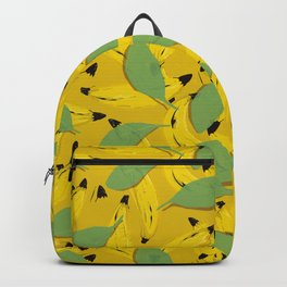 Bananas to give and sell Backpack
