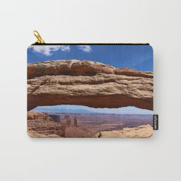 Mesa Arch View Carry-All Pouch