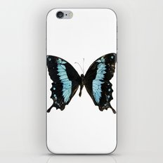 Butterfly #4 iPhone & iPod Skin