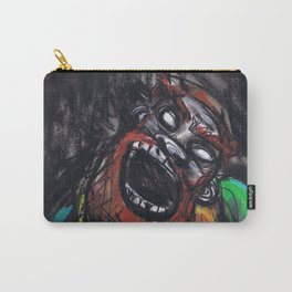 Zombie pirate Carry-All Pouch