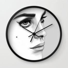 """LanaDelRey"" Wall Clock"