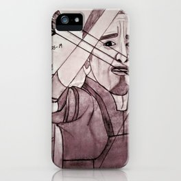 Marksman by Double R iPhone Case