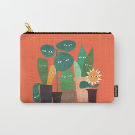 The plants are watching (paranoidos maximucho) Carry-All Pouch