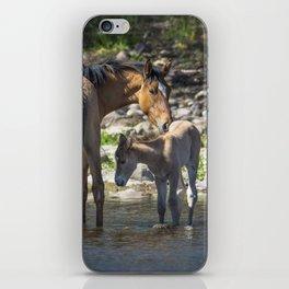 Motherly Love iPhone Skin