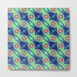 The Nuclei - Colorway 1 Metal Print
