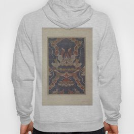 Verneuil - Japanese paper and fabric designs (1913) - 78: Ornamental pattern Hoody