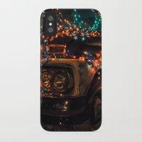 nashville iPhone & iPod Cases featuring Nashville by Nevena Kozekova