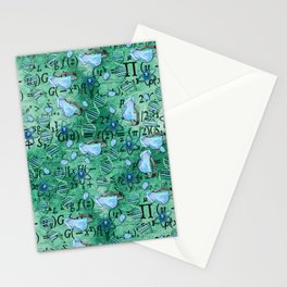 DNA sequence Stationery Cards