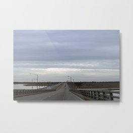 Florida Road Trip Series 5 Metal Print