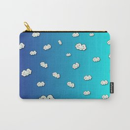 Crazy Clouds! Carry-All Pouch