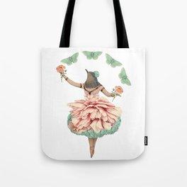 Bird Dancer - Second in a series Tote Bag