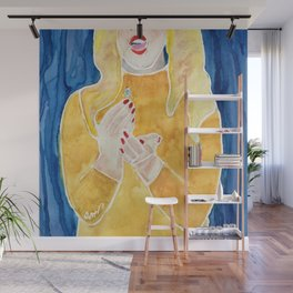 Giantess Princess Wall Mural
