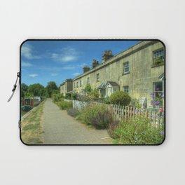 Bathampton Canal Cottages Laptop Sleeve