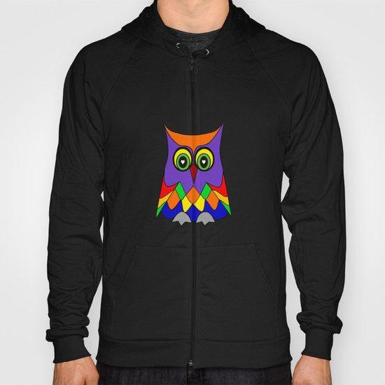 I Love Owls Hoody