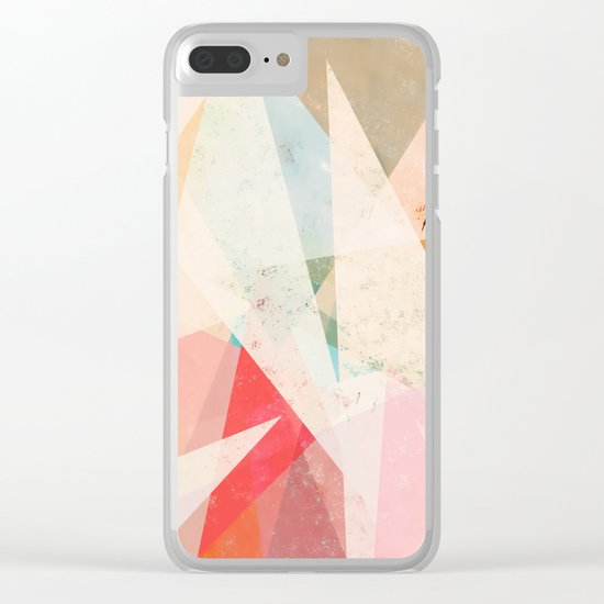 Vantage Point Clear iPhone Case