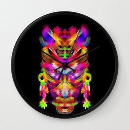 GFTMask008 / Fancy Mask Carnival Wall Clock
