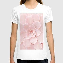 Blush Succulent T-shirt