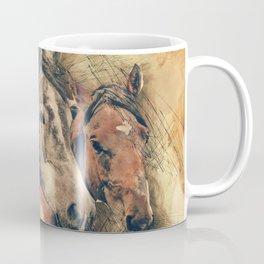 Horse Coffee Mug
