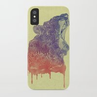 camo iPhone & iPod Cases featuring camo  by samalope